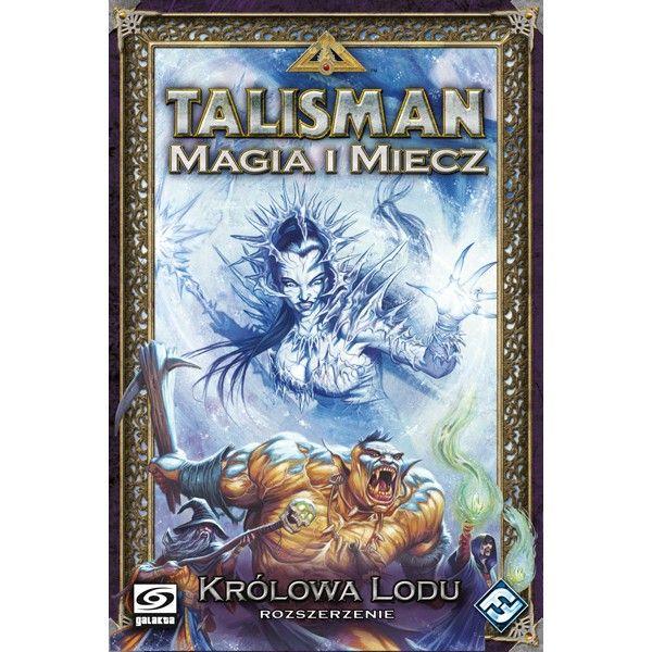 Talisman Magia i Miecz: Królowa Lodu