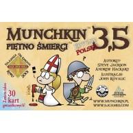 Munchkin 3,5 - Piętno Śmierci Munchkin Black Monk