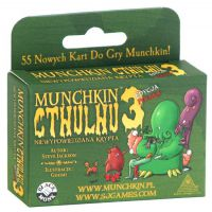 Munchkin Cthulhu 3 - Niewypowiedziana Krypta Munchkin Black Monk