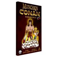 Munchkin Conan Barbarzyńca Munchkin Black Monk