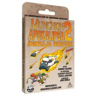 Munchkin Apokalipsa - Inwazja Owcych Munchkin Black Monk
