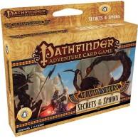 Pathfinder Adventure Card Game: Mummy's Mask - Adventure Deck 4: Secrets of the Sphinx