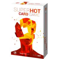 SUPERHOT Card Game Karciane Board&Dice