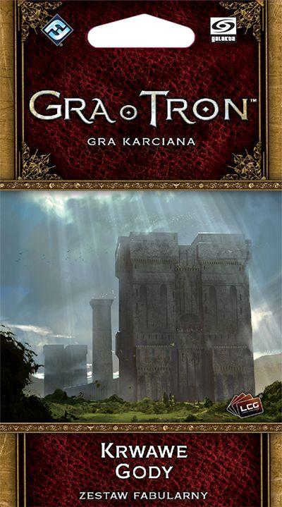 Gra o Tron: Gra karciana - Krwawe Gody