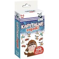 Kapitan Nauka - Kapitalne Zagadki - 5-6 lat