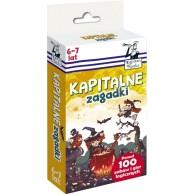 Kapitan Nauka - Kapitalne Zagadki - 6-7 lat Dla dzieci Edgard