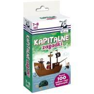 Kapitan Nauka - Kapitalne Zagadki - 7-8 lat Dla dzieci Edgard