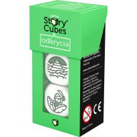Story Cubes: Odkrycia Story Cubes Rebel