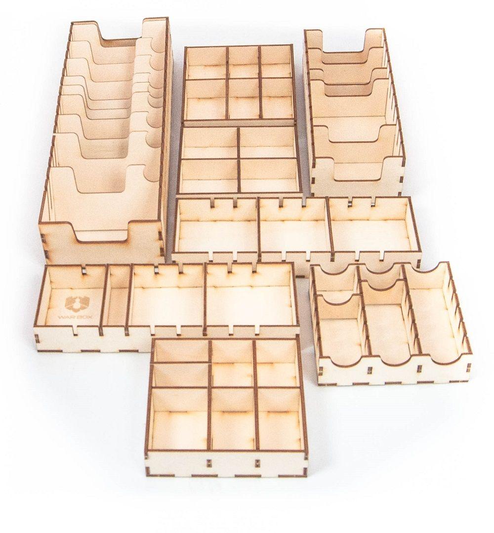 Warbox: Insert pasujący do gry Runebound (trzecia edycja)