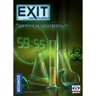 EXIT: Gra Tajemnic - Tajemnicze laboratorium Kooperacyjne Galakta