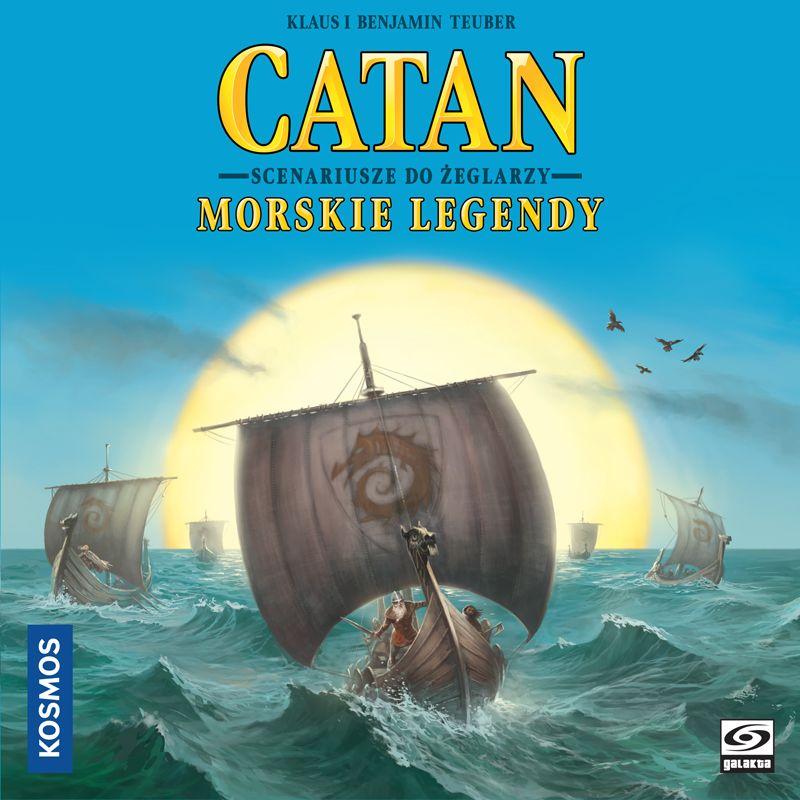Catan: Gra planszowa - Morskie legendy
