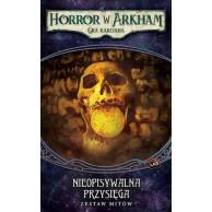 Horror w Arkham LCG: Nieopisywalna przysięga Szlak Carcosy Galakta