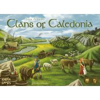 Clans of Caledonia Strategiczne Karma Games