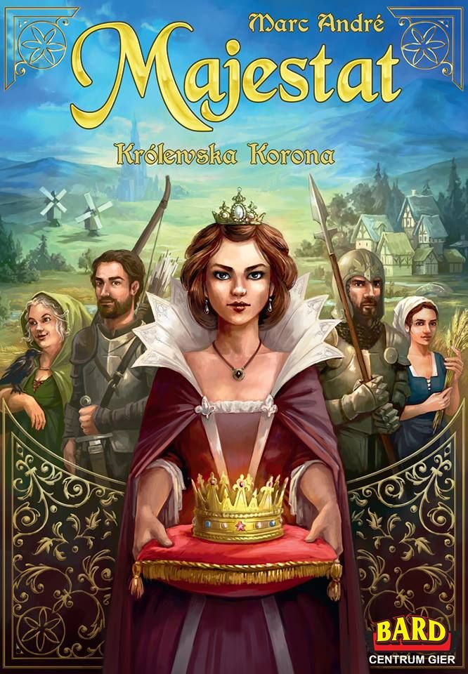 Majestat: Królewska Korona