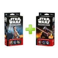 Star Wars Przeznaczenie: Duet Mocy - Rey + Kylo