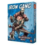 Neuroshima HEX 3.0 : Iron Gang Neuroshima Hex Portal