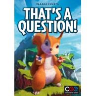 That's a Question! Imprezowe Czech Games Edition