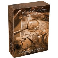 Sherlock Holmes Consulting Detective: The Thames Murders & other cases Gry Dedukcji Space Cowboys