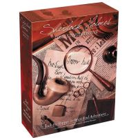 Sherlock Holmes Consulting Detective: Jack the Ripper & West End Adventures Gry Dedukcji Space Cowboys