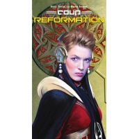 Resistance - Coup: Reformation Dodatki do Gier Planszowych Indie Boards & Cards