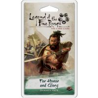 L5R LCG: For Honor and Glory Imperial Cycle - Dynasty Packs Fantasy Flight Games