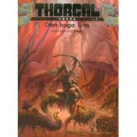 Thorgal - Louve. Dłoń boga Tyra. Tom 2 (twarda oprawa)