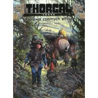 Thorgal - Louve. Królowa czarnych elfów. Tom 6 (twarda oprawa)