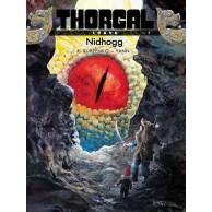 Thorgal - Louve. Nidhogg. Tom 7 (twarda oprawa)