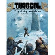 Thorgal - Młodzieńcze lata. Trzy siostry Minkelsönn. Tom 1 (twarda oprawa)