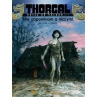Thorgal - Kriss de Valnor. Nie zapominam o niczym. Tom 1 (twarda oprawa)