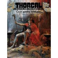Thorgal - Kriss de Valnor. Czyn godny królowej. Tom 3 (twarda oprawa)