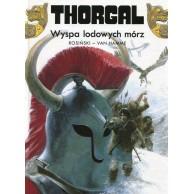 Thorgal - Wyspa lodowych mórz (twarda oprawa) Tom 2