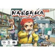 Mangaka: The Fast & Furious Game of Drawing Comics Karciane Japanime Games
