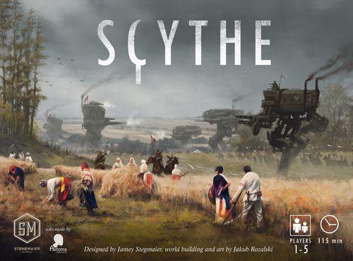 Scythe - EN