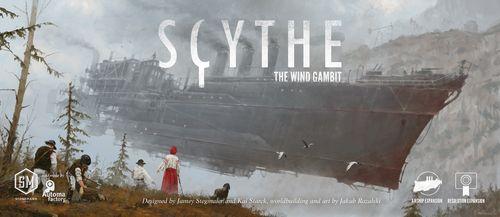Scythe: The Wind Gambit - EN
