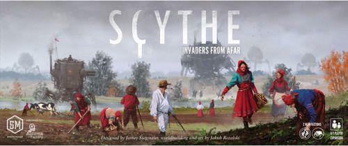 Scythe: Invaders from Afar - EN