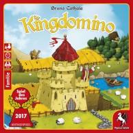 Kingdomino Revised Edition (Spiel des Jahres 2017) Rodzinne Pegasus Spiele