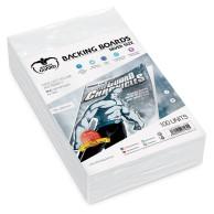 UG Sztywna podkładka do komiksów - Rozmiar Silver 1szt.