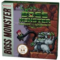 Boss Monster: Twarde Lądowanie Dodatki do Gier Planszowych Muduko