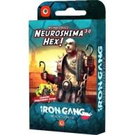 Neuroshima Hex 3.0: Iron Gang - Hexogłówki Neuroshima Hex Portal