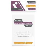 "Koszulki na karty Rebel (59x86 mm) ""Small Card Game Premium"" - 100 sztuk"