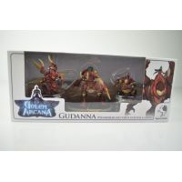 Golem Arcana: Gudanna - Raiders of the Blasted Land DE