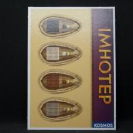 Imhotep: The Private Ships Mini Expansion - dodatek z kalendarza adwentowego 2016(12)