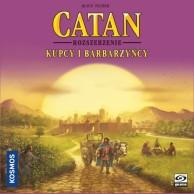 Catan: Gra planszowa - Kupcy i barbarzyńcy Osadnicy z Catanu Galakta