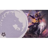 L5R Mistress of the Five Winds Playmat