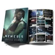 Nemesis: komiksowa książka skryptów