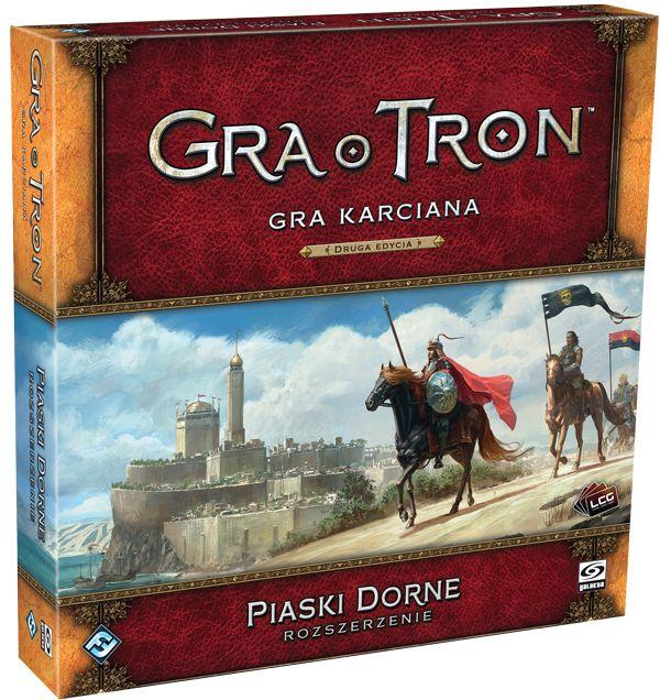 Gra o Tron: Gra karciana - Piaski Dorne