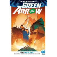 Green Arrow - Wyspa Blizn. Tom 2