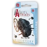 Artefakty Obcych (Alien Artifacts): Odkrycia