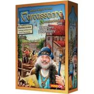 Carcassonne: Opactwo i Burmistrz (druga edycja polska) Carcassonne Bard Centrum Gier